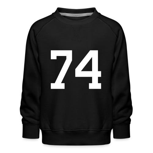 74 SPITZER Julian - Kinder Premium Pullover