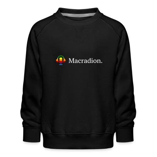 Macradion - Premiumtröja barn