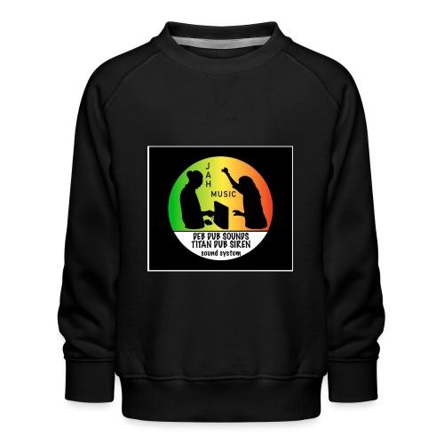 Deb Dub & Titan Dub Siren - Kids' Premium Sweatshirt