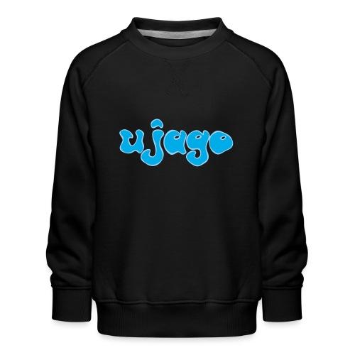 ujago_hellblau - Kinder Premium Pullover