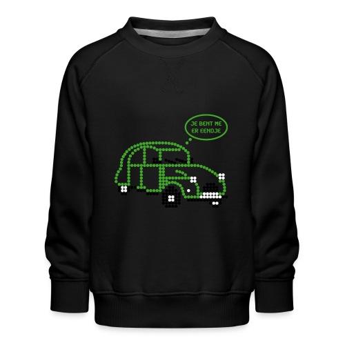 eendje.png - Kinderen premium sweater