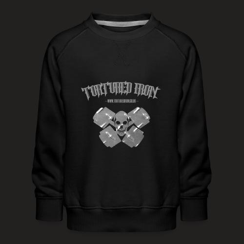 skull - Kids' Premium Sweatshirt