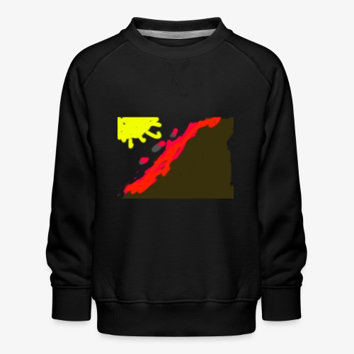 flowers - Børne premium sweatshirt