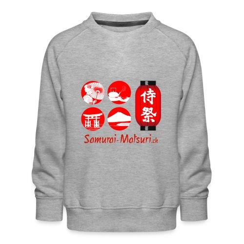 Samurai Matsuri Festival - Kinder Premium Pullover