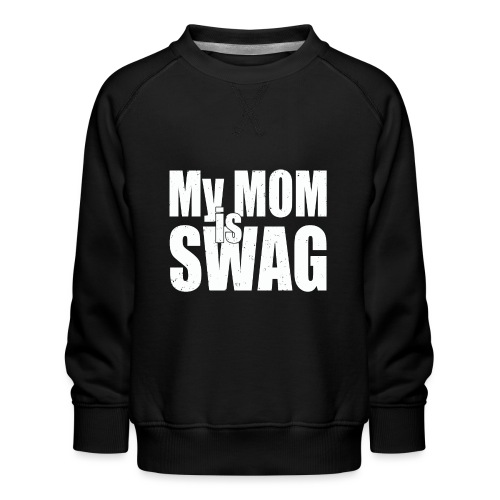 Swag White - Kinderen premium sweater