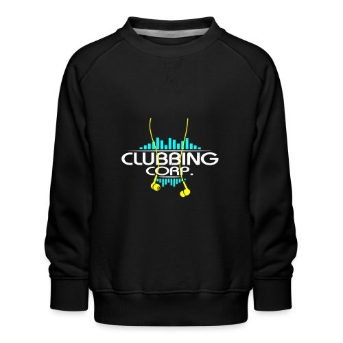 Clubbing Corp. by Florian VIRIOT - Sweat ras-du-cou Premium Enfant