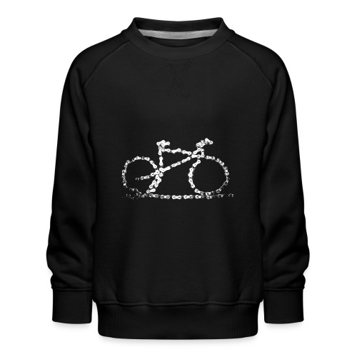 bike3_large - Kids' Premium Sweatshirt