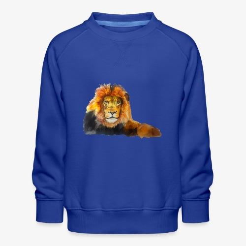 Lion - Kids' Premium Sweatshirt