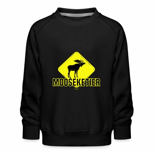 Moosketier - Kinderen premium sweater