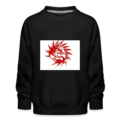 A RED SUN - Kids' Premium Sweatshirt