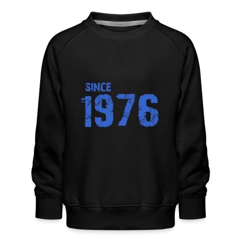 Since 1976 - Kinderen premium sweater