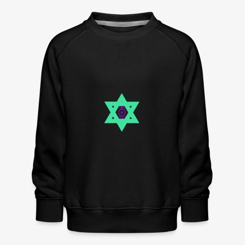 Star eye - Kids' Premium Sweatshirt