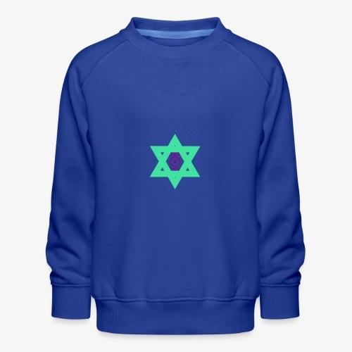 Star eye - Kids' Premium Sweatshirt