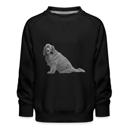 newfoundland - Børne premium sweatshirt