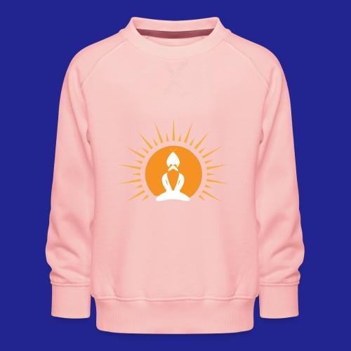 Guramylyfe logo no text - Kids' Premium Sweatshirt