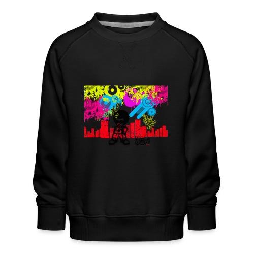 Magliette personalizzate bambini Dancefloor - Felpa premium da bambini