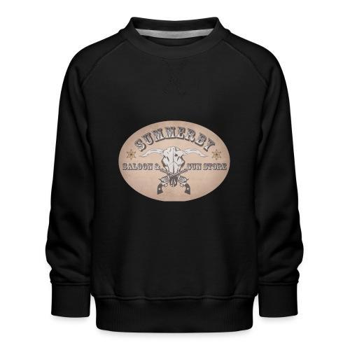 Summerby Saloon - Kinder Premium Pullover
