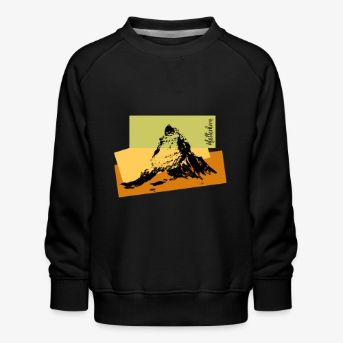 Matterhorn - Kids' Premium Sweatshirt