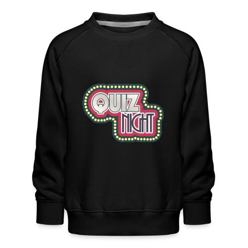 quiz - Kinder Premium Pullover