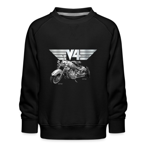 Royal Star silver Wings - Kinder Premium Pullover
