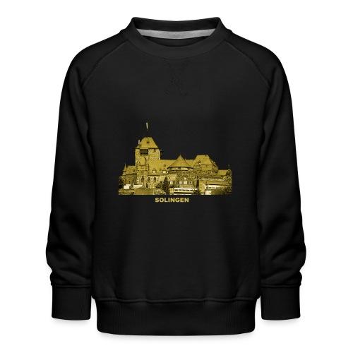 Solingen Schloss Burg Wupper Nordrhein-Westfalen - Kinder Premium Pullover