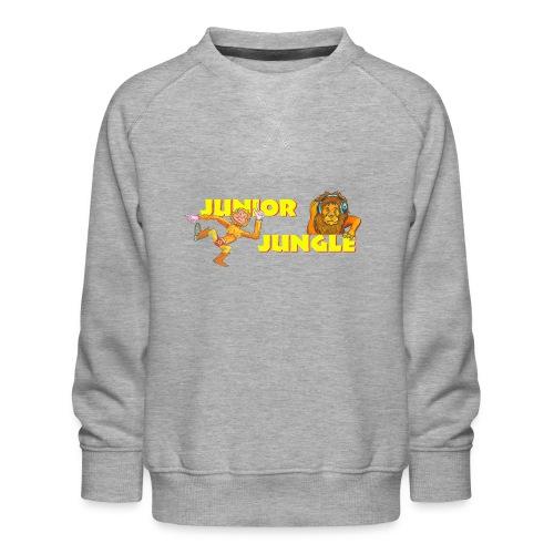 T-charax-logo - Kids' Premium Sweatshirt