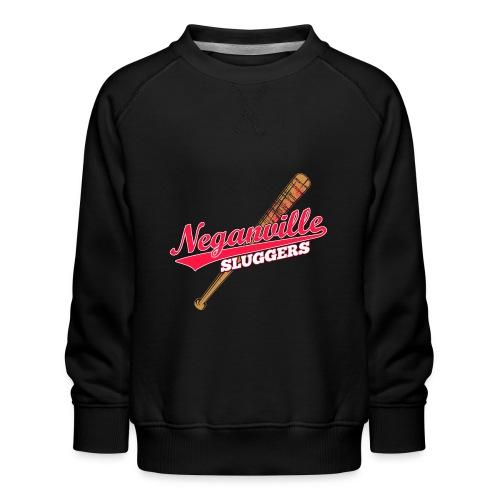 Neganville Sluggers - Kids' Premium Sweatshirt
