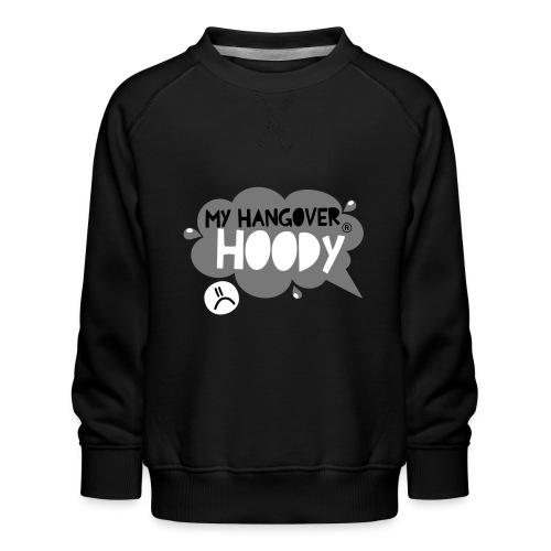 silver - Kids' Premium Sweatshirt