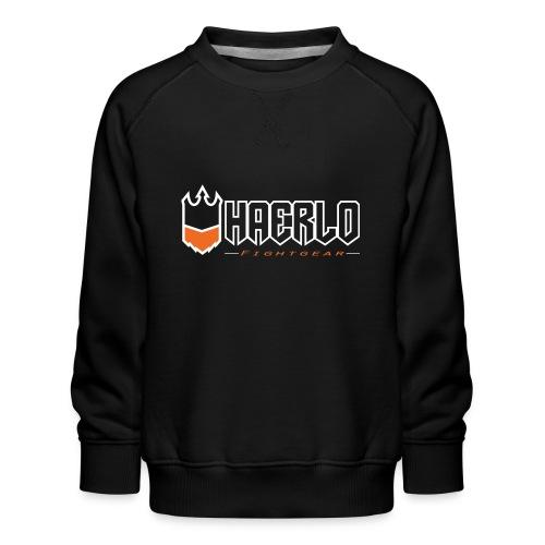 haerlo final - Kinderen premium sweater