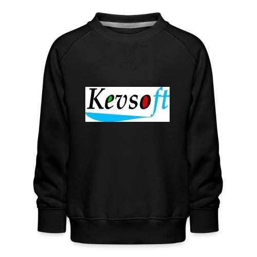 Kevsoft - Kids' Premium Sweatshirt