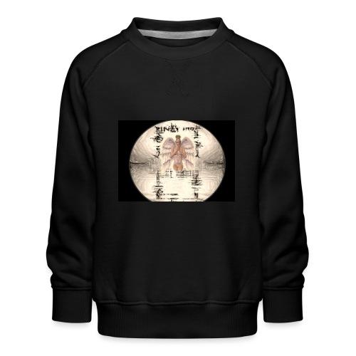 Your-Child black - Børne premium sweatshirt