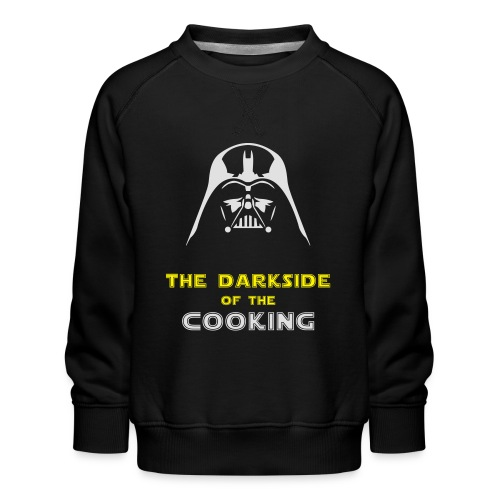 The darkside of the cooking - Sweat ras-du-cou Premium Enfant