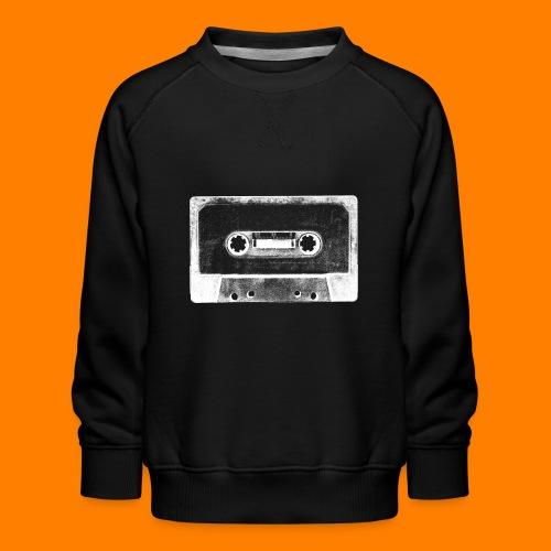 cassette WOB - Kids' Premium Sweatshirt