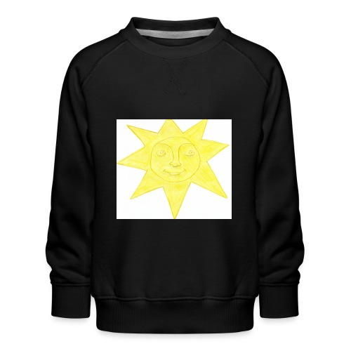 le soleil, il sole, the sun - Kinder Premium Pullover