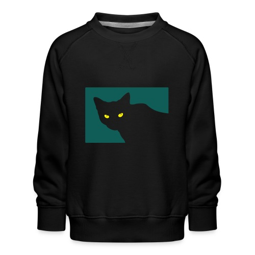 Spy Cat - Kids' Premium Sweatshirt
