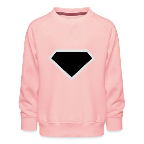 Diamond Black - Two colors customizable - Kinderen premium sweater