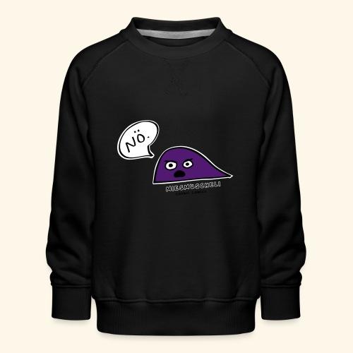 Miesmuscheli Nö. - Kinder Premium Pullover