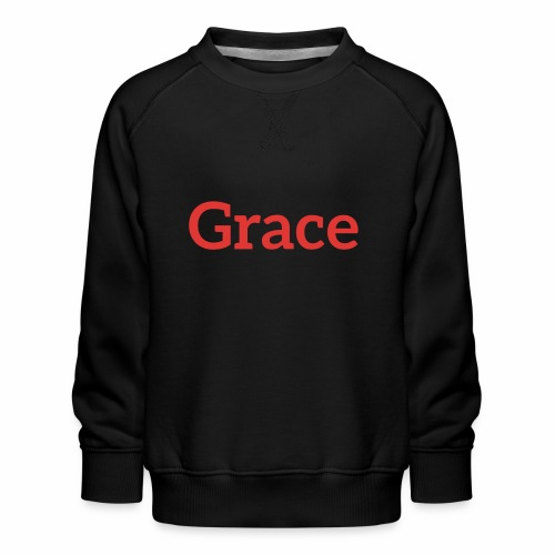 grace - Kids' Premium Sweatshirt