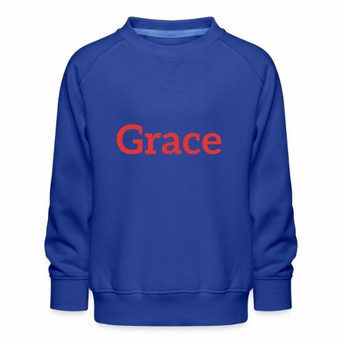 grace - Kids' Premium Sweatshirt