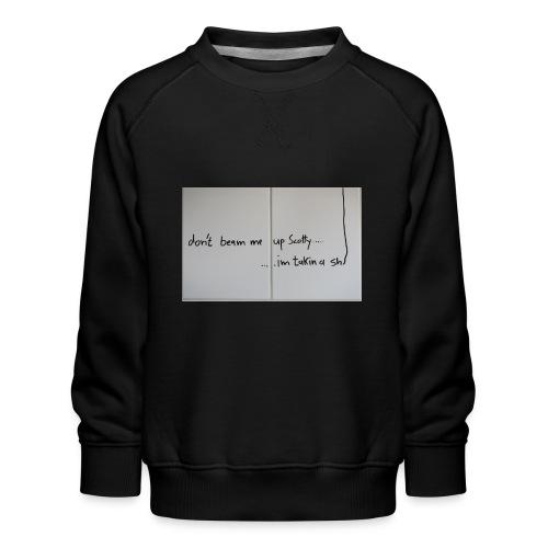 SCOTTY - Kinder Premium Pullover