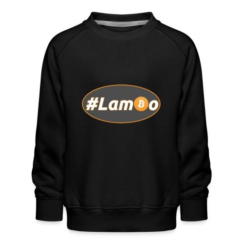 Lambo - option 2 - Kids' Premium Sweatshirt