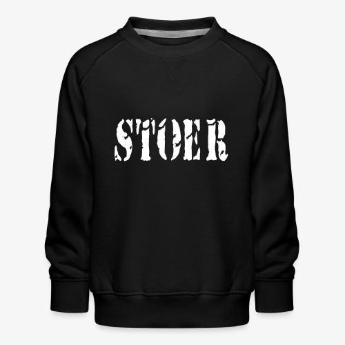 stoer tshirt design patjila - Kids' Premium Sweatshirt