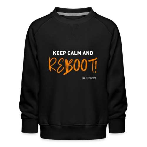 Reboot - Børne premium sweatshirt