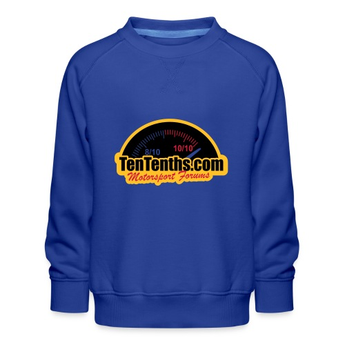 3Colour_Logo - Kids' Premium Sweatshirt