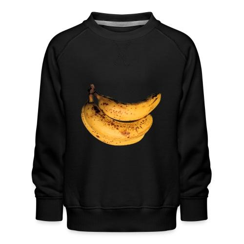 TIAN GREEN - Bananen - Kinder Premium Pullover