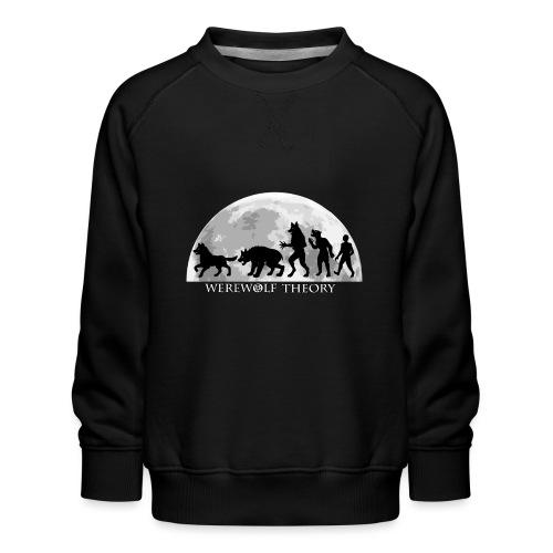Werewolf Theory: The Change - Kids' Premium Sweatshirt