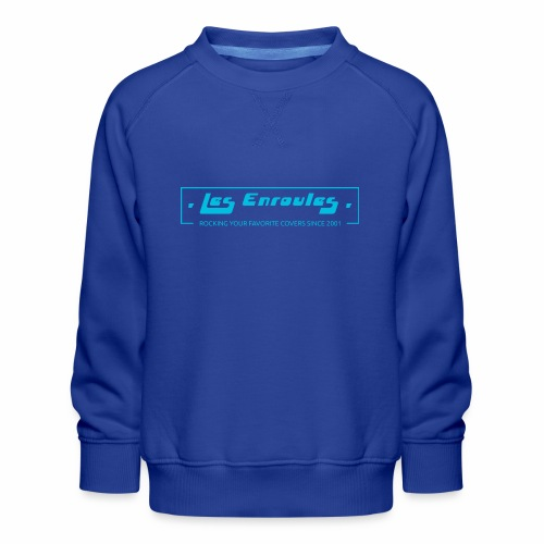 Rocking since 2001 - Blue - Sweat ras-du-cou Premium Enfant