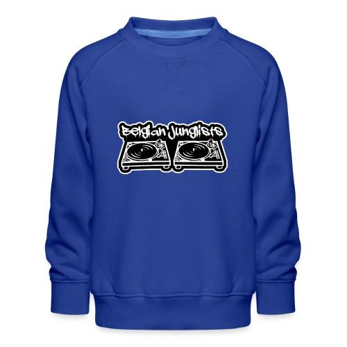 Belgian Junglists 2 - Kids' Premium Sweatshirt