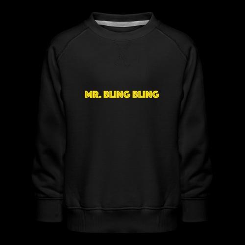 bling bling - Kinder Premium Pullover