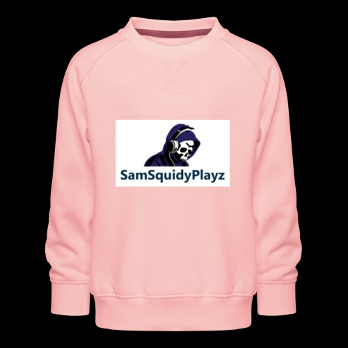 SamSquidyplayz skeleton - Kids' Premium Sweatshirt
